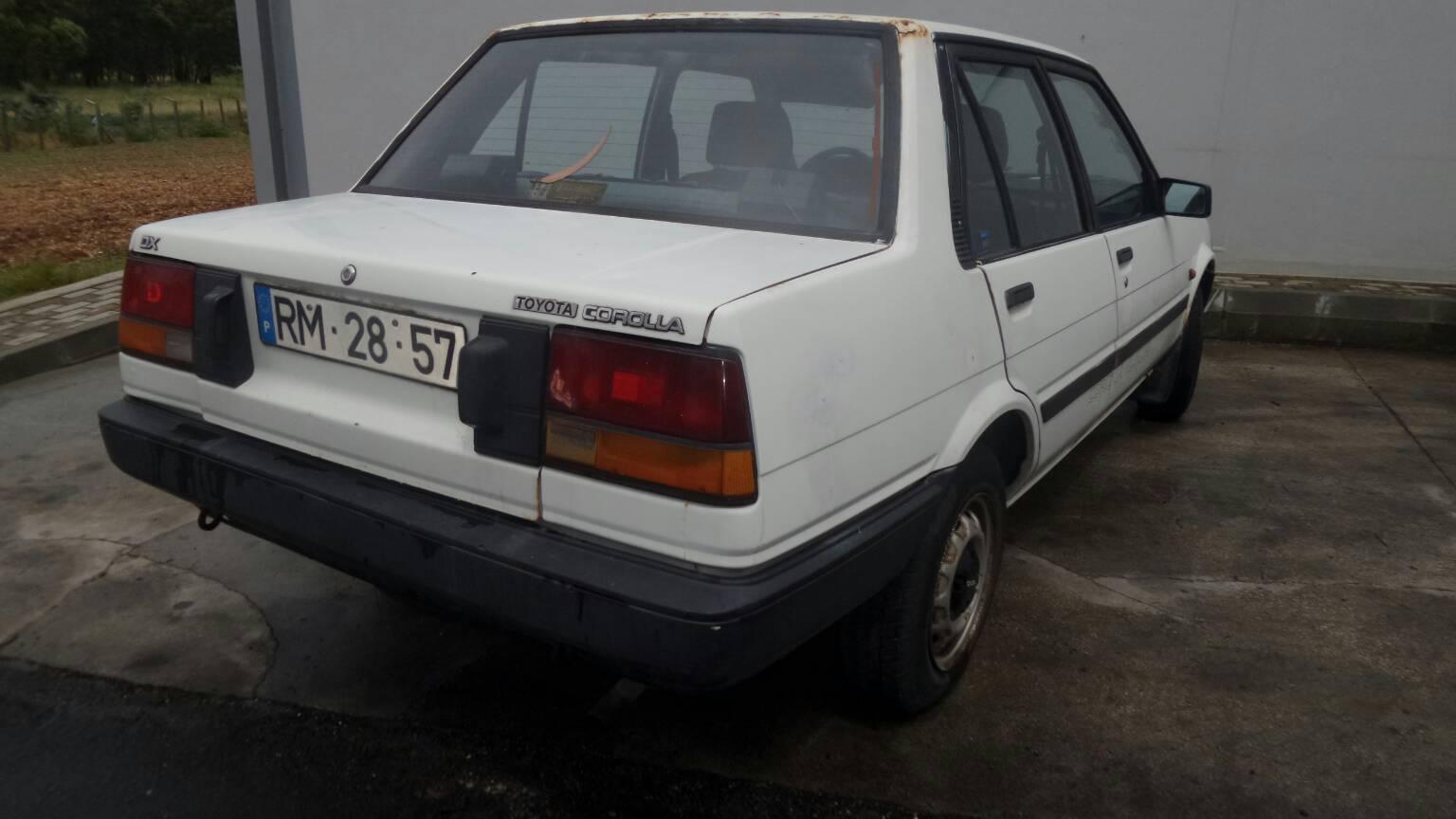 Kelebihan Toyota Corolla 1987 Perbandingan Harga