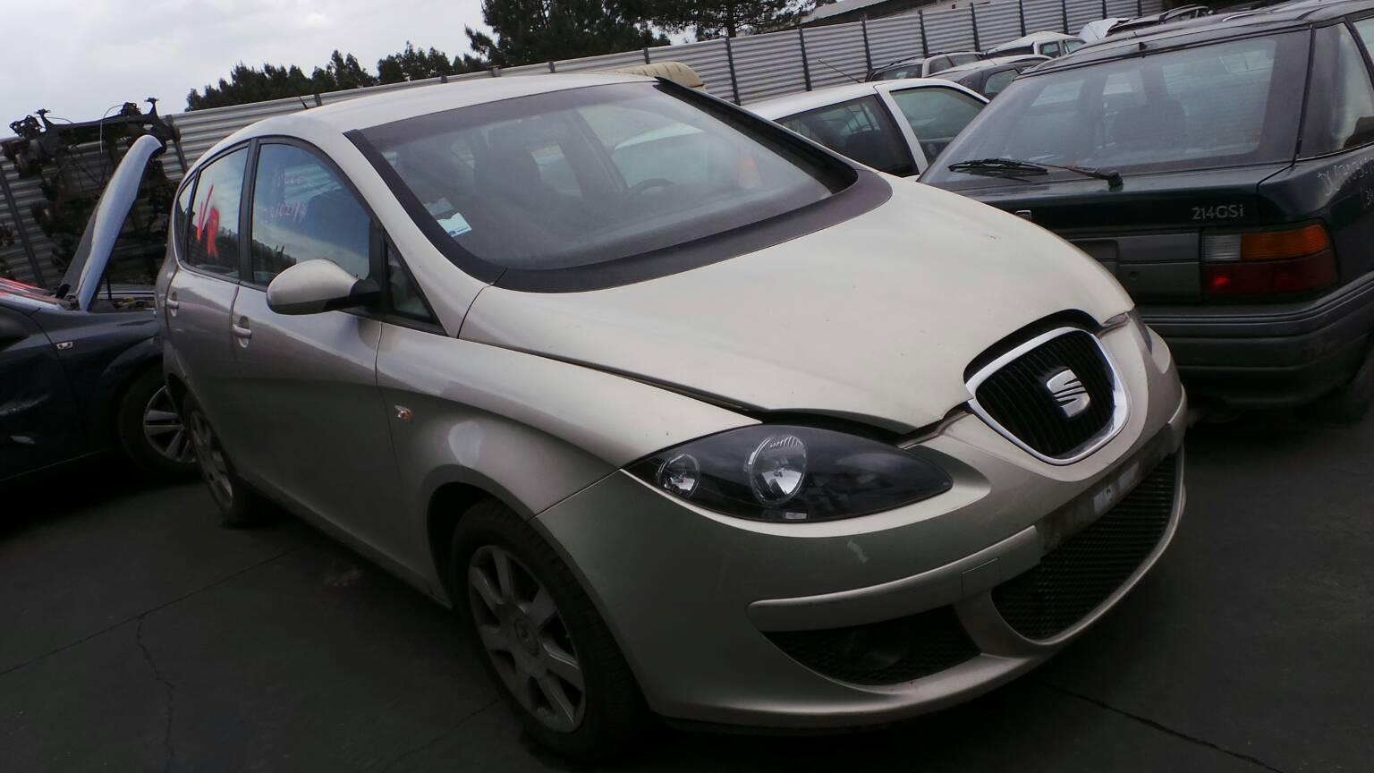 Fits Seat Altea XL 5P5 1.9 TDI Bosch Engine Air Filter