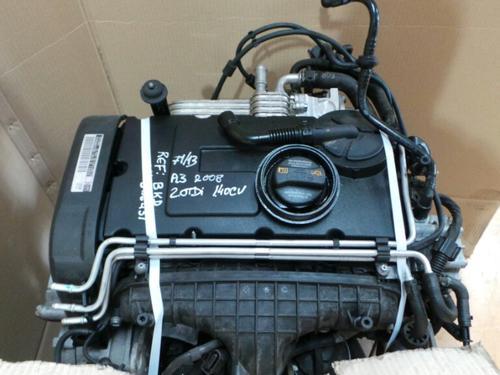 Motor AUDI A3 (8P1) 2.0 TDI 16V B56431 9272