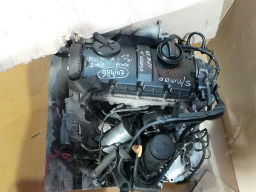 Motor AUDI A4 (8E2, B6) 1.9 TDI 160040 9593