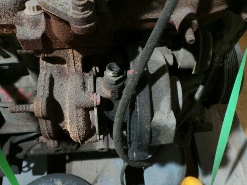 Motor AUDI A3 (8L1) 1.9 TDI AGR / 150699 9692