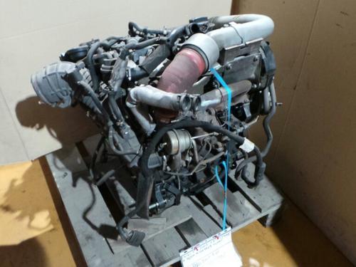 Motor AUDI TT (8N3) 1.8 T quattro BAM 001529;  9736