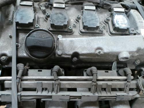 Motor AUDI A3 (8L1) 1.8 T 004189; 9813