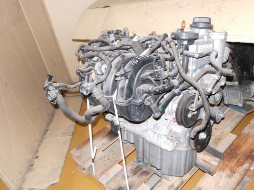 Motor AUDI A3 (8P1) 1.6 FSI 006702 11099