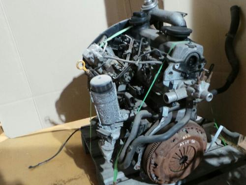 Motor AUDI A3 (8L1) 1.9 TDI  8687