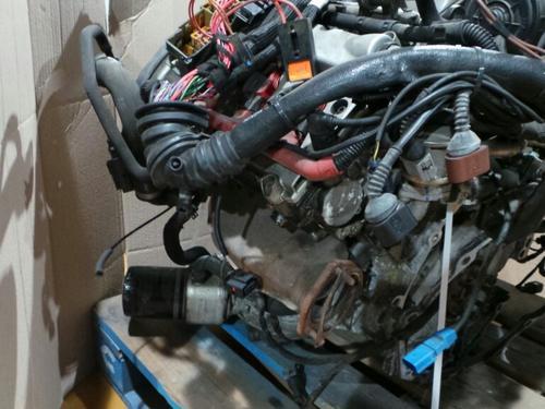 Motor AUDI A4 (8E2, B6) 3.0 035483 8715
