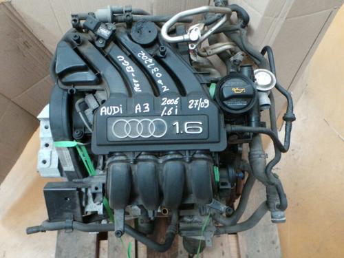 Motor AUDI A3 (8P1) 1.6 BGU / 031202 8825
