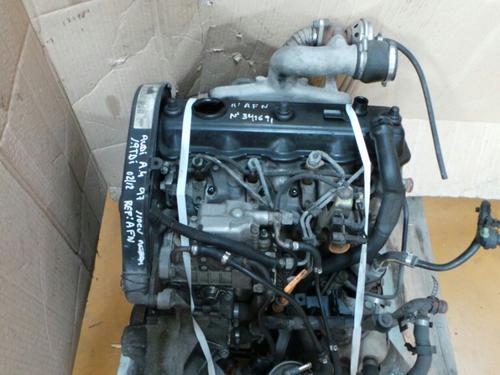 Motor AUDI A4 (8D2, B5) 1.9 TDI AFN / 341691 8938