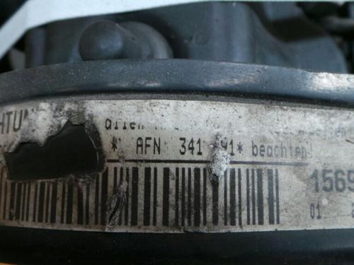 Motor AUDI A4 (8D2, B5) 1.9 TDI AFN / 341691 8939