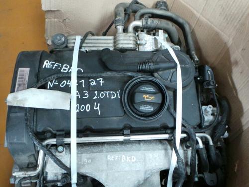 Motor AUDI A3 (8P1) 2.0 TDI 16V quattro  8943