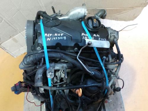Motor AUDI A4 (8E2, B6) 1.9 TDI 475018, 147/10 8984