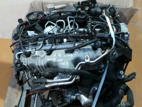 Motor AUDI A4 (8K2, B8) 2.0 TDI 04539 8989