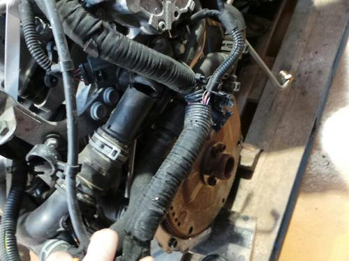 Motor AUDI A4 (8K2, B8) 2.0 TDI 04539 8992