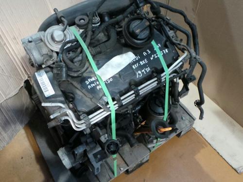 Motor AUDI A3 (8P1) 1.9 TDI 527278 9033