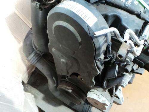 Motor AUDI A3 (8P1) 1.9 TDI 527278 9036