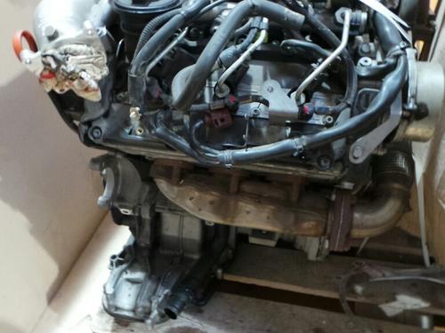 Motor AUDI A6 (4F2, C6) 2.7 TDI 121003,  9056
