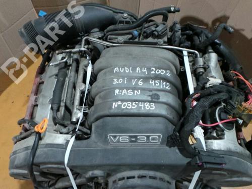 Motor AUDI A4 Convertible (8H7, B6, 8HE, B7) 3.0 (220 hp) ASN / 35483