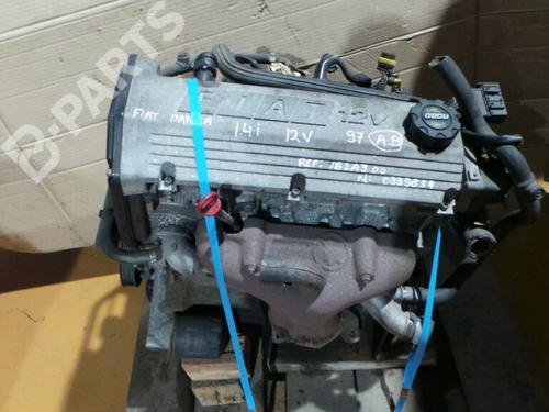 182 A3.000 / 339654 Motor MAREA (185_) 1.4 80 12V (80 hp) [1996-2002]  3485194