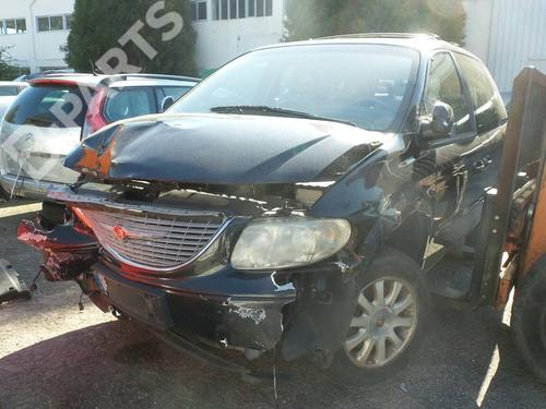 CHRYSLER VOYAGER / GRAND VOYAGER III (GS) 2.5 TD(5 portas) (116hp) 1995-1996-1997-1998-1999-2000-2001 210538