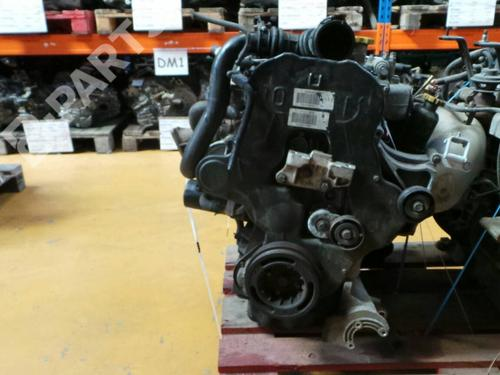 Motor CHRYSLER VOYAGER / GRAND VOYAGER III (GS) 2.5 TD VM07C;  376249