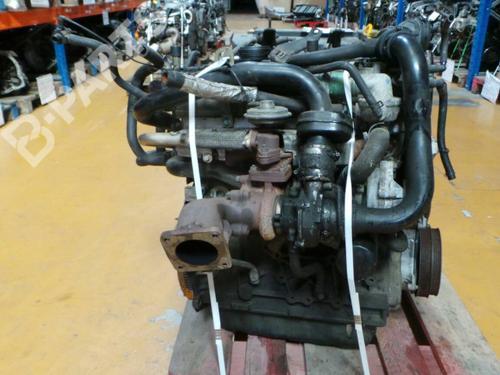Motor CHRYSLER VOYAGER / GRAND VOYAGER III (GS) 2.5 TD VM07C;  376250