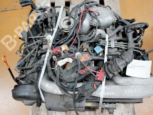 Motor AUDI A4 (8E2, B6) 2.5 TDI 009834, 72/12 2356315