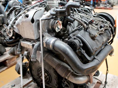Motor AUDI A4 (8E2, B6) 2.5 TDI 009834, 72/12 2356318