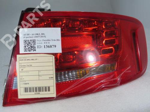 Rückleuchte Rechts AUDI A4 (8K2, B8)  170375 / 8K5945096B / 8K5 945 096 B  39098675