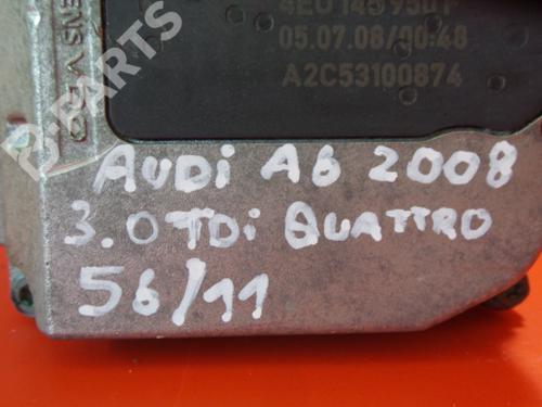 Drosselklappe AUDI A6 Avant (4F5, C6) 3.0 TDI quattro (211 hp) 4E0 145 950 F