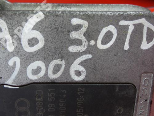 059 129 086 D Throttle Body A6 (4F2, C6) 3.0 TDI quattro (225 hp) [2004-2006]  3967317