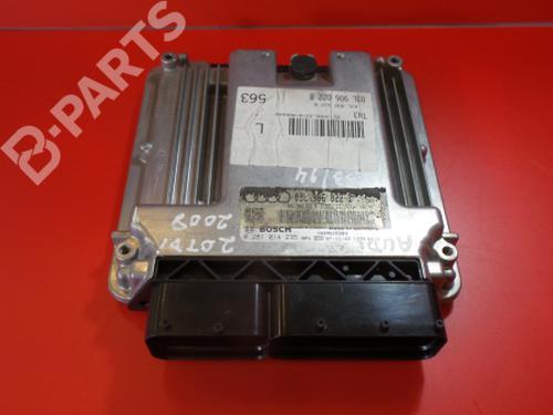 Steuergerät Motor AUDI A4 (8K2, B8) 2.0 TDI (136 hp) 03L906022B / 0281014235