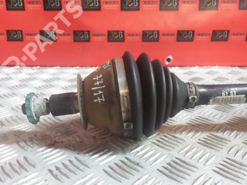 Antriebswelle links vorne AUDI A1 (8X1, 8XK) 1.6 TDI  33357031