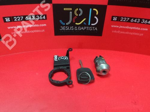 98AP-15607-AB Ignition Barrel FIESTA IV (JA_, JB_) 1.3 i (50 hp) [1995-2002]  3968426