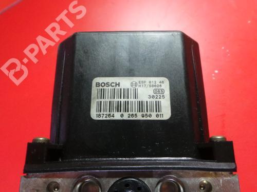 Bremsaggregat ABS AUDI A4 (8E2, B6) 1.9 TDI 0265950011 33358647