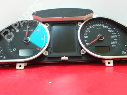 Instrumentenkombination AUDI A6 Avant (4F5, C6) 3.0 TDI quattro (211 hp) 4F0 920 932 S