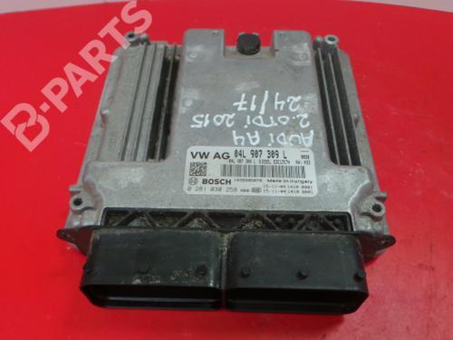 Steuergerät Motor AUDI A4 (8W2, 8WC, B9) 2.0 TDI (150 hp) 04L 907 309 L / 0 281 030 258