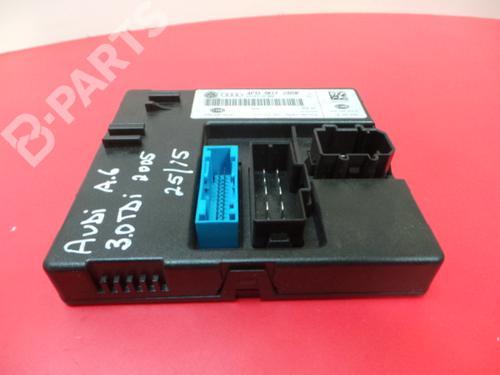 Elektronik Modul AUDI A6 Avant (4F5, C6) 3.0 TDI quattro (225 hp) 4F0 907 289F / 5DK 008 762 12