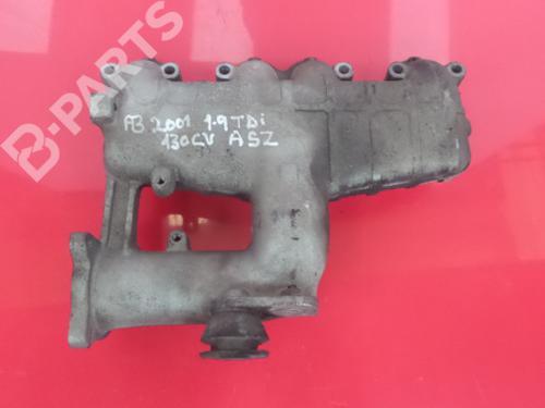 038129713 Manifold Indsugning A3 (8L1) 1.9 TDI (90 hp) [1996-2001]  3975548
