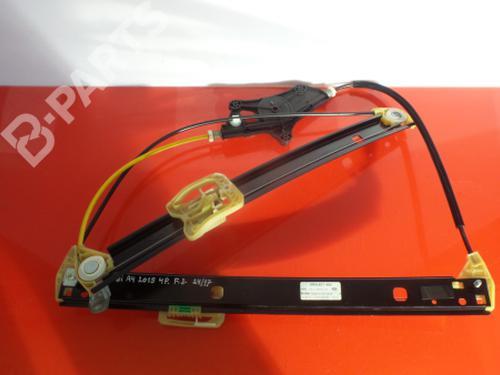 Fensterheber rechts vorne AUDI A4 (8W2, 8WC, B9) 2.0 TDI (150 hp) 8W0 837 462 / 1021-C28036-103