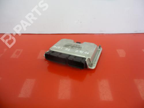 Steuergerät Motor AUDI ALLROAD (4BH, C5) 2.5 TDI quattro (180 hp) 4Z7907401A / 28SA4596 / 0281010445