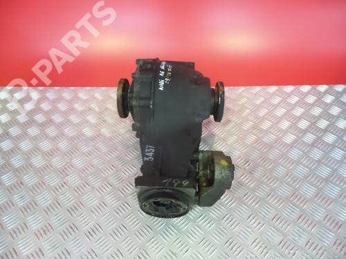 Differential hinten AUDI ALLROAD (4BH, C5) 2.5 TDI quattro (180 hp) 01R525131C