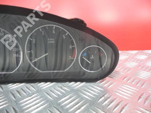 Cuadro instrumentos BMW Z3 Roadster (E36) 1.9 i 6211-8381880 / 110008831 / 88311221 21708486
