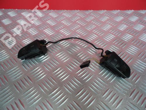 Schalter AUDI A4 (8K2, B8) 2.0 TDI (136 hp) 61676417 / 4F0951527D / 61676418