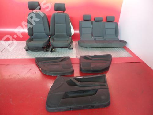 Sitze Komplett AUDI A3 Sportback (8PA) 1.6 TDI (105 hp)