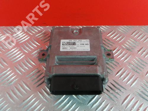 Elektronik Modul AUDI A4 (8W2, 8WC, B9) 2.0 TDI (150 hp) 4M0907355 / 4M0 907 355