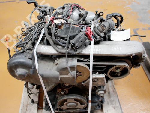 AYM / 009834, 72 / 12 Motor A4 (8E2, B6) 2.5 TDI (155 hp) [2001-2002] AYM 3485166