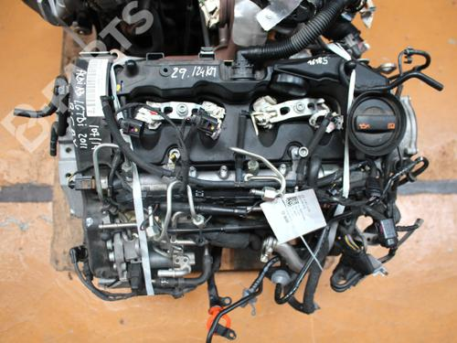 CAYC / G62471 Motor A3 (8P1) 1.6 TDI (105 hp) [2009-2012] CAYC 3485221