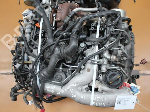 Motor AUDI A6 Avant (4F5, C6) 3.0 TDI quattro (211 hp) CDYB / 1048
