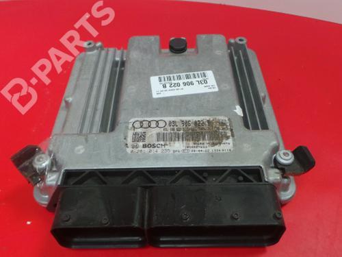 Steuergerät Motor AUDI A4 (8K2, B8) 2.0 TDI (143 hp) 03L 906 022 B / 0 281 014 235