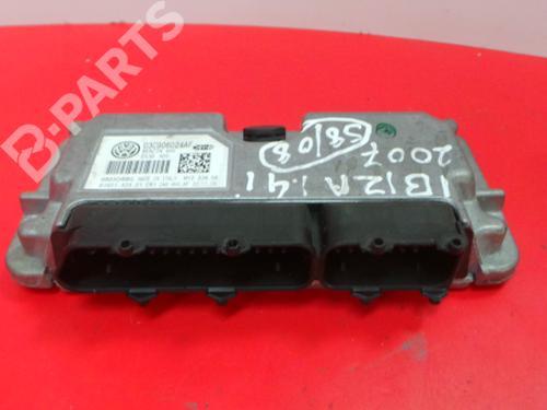 03C906024AF / IAW 4HV AF Centralina do motor IBIZA III (6L1) 1.4 16V (100 hp) [2002-2009]  3964519